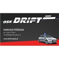 logo OSK DRIFT